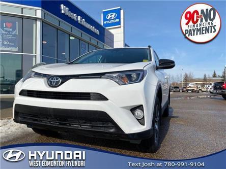 2018 Toyota RAV4  (Stk: E5535) in Edmonton - Image 1 of 21