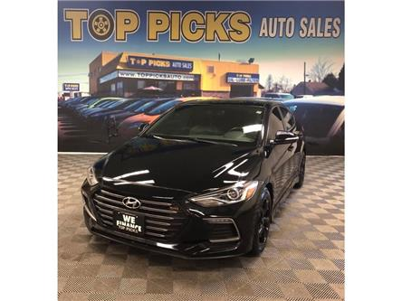 2018 Hyundai Elantra Sport Tech (Stk: 459834) in NORTH BAY - Image 1 of 29