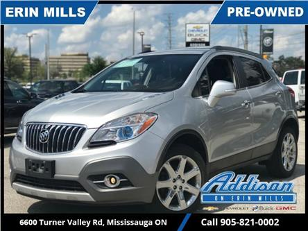 2014 Buick Encore Leather (Stk: UM55466) in Mississauga - Image 1 of 18