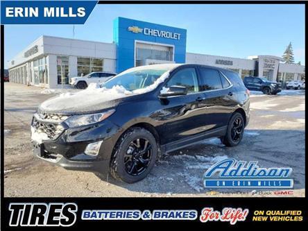 2020 Chevrolet Equinox LT (Stk: L6231770) in Mississauga - Image 1 of 17