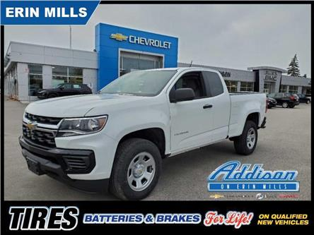 2021 Chevrolet Colorado WT (Stk: M1165361) in Mississauga - Image 1 of 18