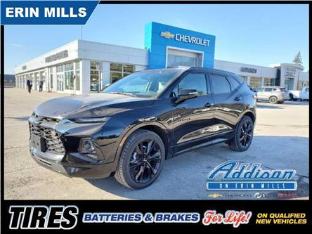 2021 Chevrolet Blazer RS (Stk: MS536910) in Mississauga - Image 1 of 22