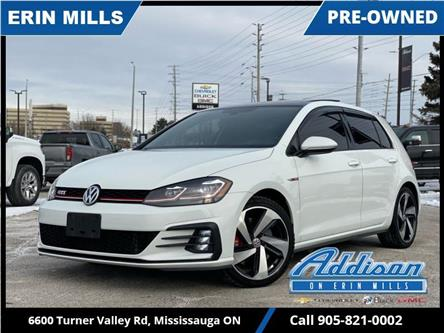 2018 Volkswagen Golf GTI Autobahn (Stk: UM84623) in Mississauga - Image 1 of 25