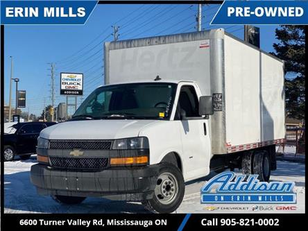 2019 Chevrolet Express Cutaway Work Van (Stk: UM012045) in Mississauga - Image 1 of 13