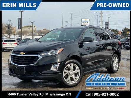 2019 Chevrolet Equinox LT (Stk: UM31642) in Mississauga - Image 1 of 19
