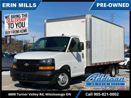 2019 Chevrolet Express Cutaway Work Van (Stk: UM11977) in Mississauga - Image 1 of 15