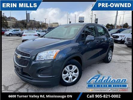 2015 Chevrolet Trax LS (Stk: UM30552) in Mississauga - Image 1 of 15