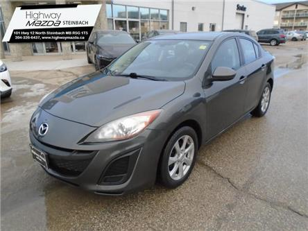 2011 Mazda Mazda3 GX at (Stk: M21070A) in Steinbach - Image 1 of 19