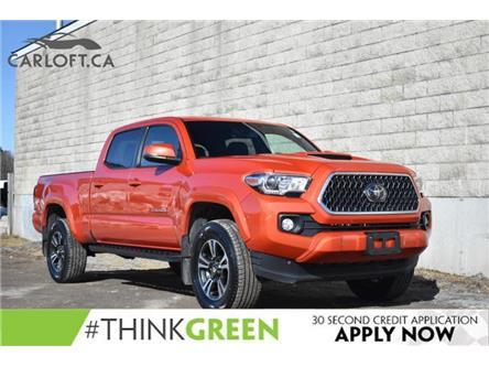 2018 Toyota Tacoma SR5 (Stk: B6982) in Kingston - Image 1 of 25