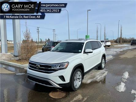 2021 Volkswagen Atlas HIGHLINE (Stk: 1AT0647) in Red Deer County - Image 1 of 8
