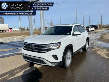 2021 Volkswagen Atlas HIGHLINE (Stk: 1AT9513) in Red Deer County - Image 1 of 8