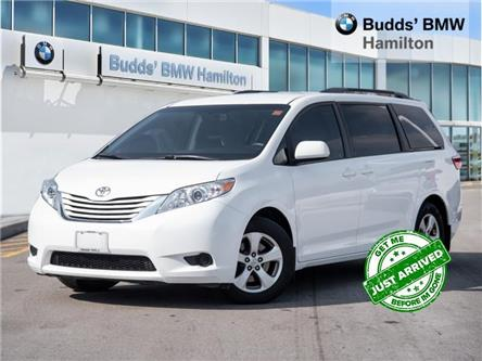 2017 Toyota Sienna LE 8 Passenger (Stk: DH3325A) in Hamilton - Image 1 of 20