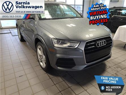 2016 Audi Q3 2.0T Progressiv (Stk: SVW574) in Sarnia - Image 1 of 20