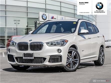 2017 BMW X1 xDrive28i (Stk: DB8049) in Oakville - Image 1 of 26