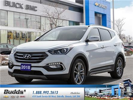 2018 Hyundai Santa Fe Sport 2.0T Ultimate (Stk: XT8068TT) in Oakville - Image 1 of 25
