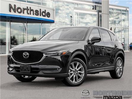 2021 Mazda CX-5 GT w/Turbo (Stk: M21188) in Sault Ste. Marie - Image 1 of 10