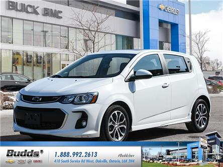 2018 Chevrolet Sonic LT Auto (Stk: R1524) in Oakville - Image 1 of 25