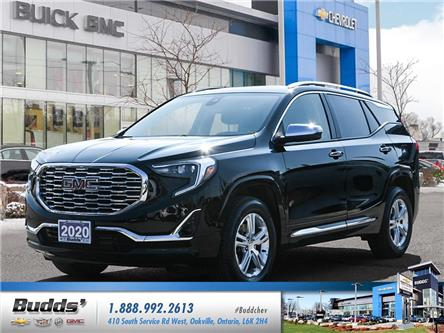 2020 GMC Terrain Denali (Stk: R1522) in Oakville - Image 1 of 25