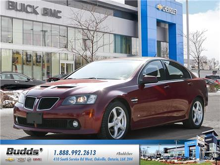 2009 Pontiac G8 Base (Stk: XT9078LA) in Oakville - Image 1 of 25