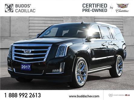 2017 Cadillac Escalade Premium Luxury (Stk: ES1007A) in Oakville - Image 1 of 25