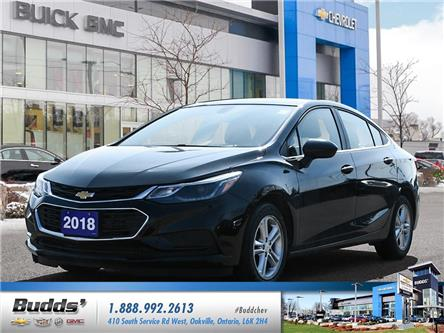 2018 Chevrolet Cruze LT Auto (Stk: TR1002PA) in Oakville - Image 1 of 25