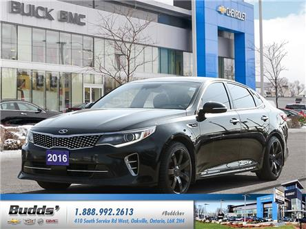2016 Kia Optima  (Stk: SV1033PA) in Oakville - Image 1 of 25