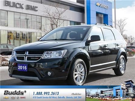 2016 Dodge Journey SXT/Limited (Stk: XT1041A) in Oakville - Image 1 of 25
