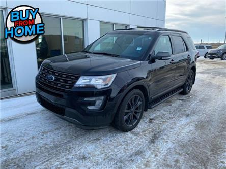 2017 Ford Explorer XLT (Stk: AT1296A) in Nisku - Image 1 of 22