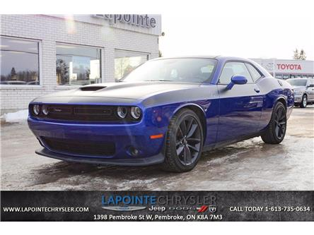 2020 Dodge Challenger R/T (Stk: P3614) in Pembroke - Image 1 of 22