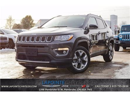 2020 Jeep Compass Limited (Stk: P3613) in Pembroke - Image 1 of 30