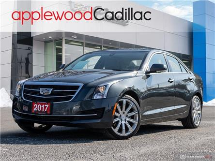 2017 Cadillac ATS 2.0L Turbo Luxury (Stk: 175389P) in Mississauga - Image 1 of 26