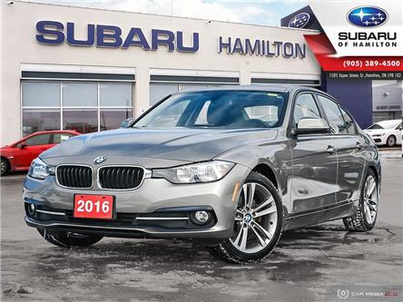 2016 BMW 320i xDrive (Stk: S8154A) in Hamilton - Image 1 of 28