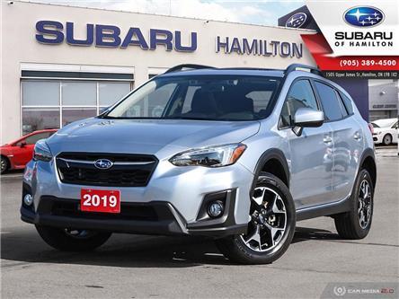 2019 Subaru Crosstrek Sport (Stk: U1663) in Hamilton - Image 1 of 29
