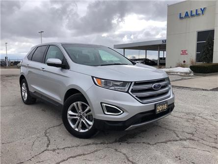 2016 Ford Edge SEL (Stk: S6839A) in Leamington - Image 1 of 23