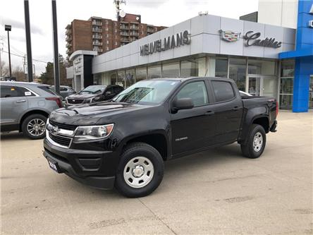 2018 Chevrolet Colorado WT (Stk: M006A) in Chatham - Image 1 of 17