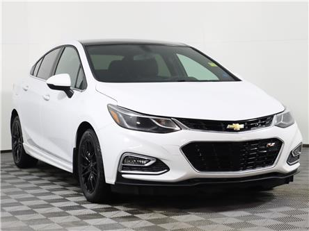 2018 Chevrolet Cruze LT Auto (Stk: S210059CB) in Fredericton - Image 1 of 21