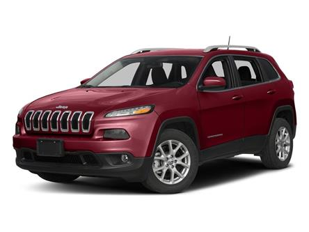 2017 Jeep Cherokee North (Stk: 21J047A) in Kingston - Image 1 of 3