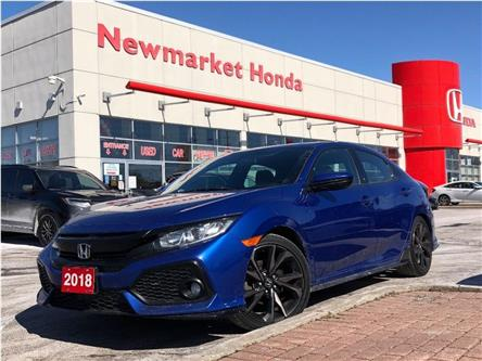 2018 Honda Civic Sport (Stk: 20-2003A) in Newmarket - Image 1 of 23