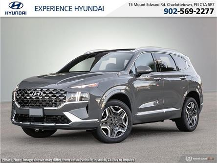 2021 Hyundai Santa Fe Ultimate Calligraphy (Stk: N1224) in Charlottetown - Image 1 of 23