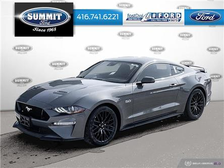 2021 Ford Mustang  (Stk: 21D8361) in Toronto - Image 1 of 25