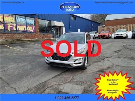 2020 Hyundai Tucson Preferred w/Sun & Leather Package (Stk: 261403) in Dartmouth - Image 1 of 24