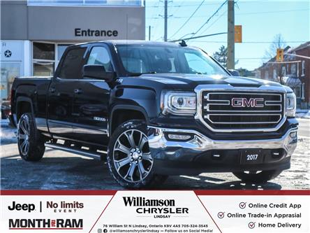 2017 GMC Sierra 1500 SLE (Stk: U1140) in Lindsay - Image 1 of 28