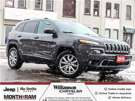 2015 Jeep Cherokee Limited (Stk: U1151) in Lindsay - Image 1 of 18