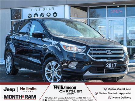 2017 Ford Escape SE (Stk: U1168) in Lindsay - Image 1 of 20