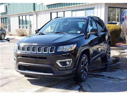 2020 Jeep Compass Limited (Stk: 11012) in Lower Sackville - Image 1 of 26