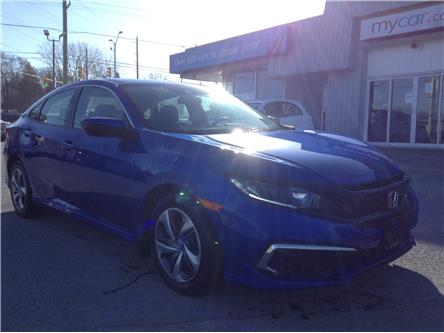 2019 Honda Civic LX (Stk: 210125) in Cornwall - Image 1 of 25