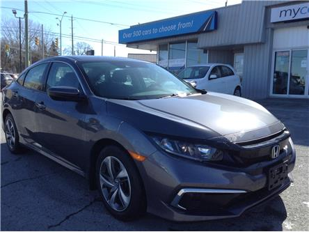 2019 Honda Civic LX (Stk: 210126) in Kingston - Image 1 of 25