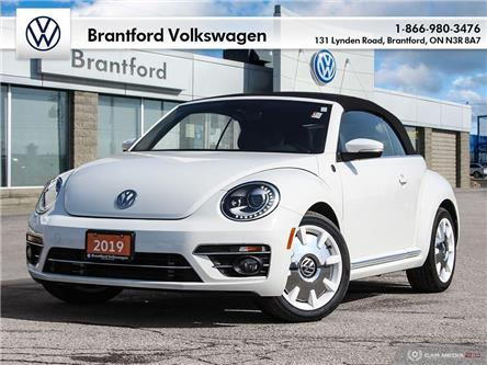 2019 Volkswagen Beetle Wolfsburg Edition (Stk: P04548) in Brantford - Image 1 of 27