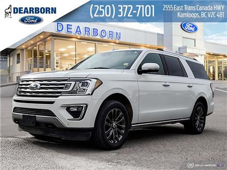 2020 Ford Expedition Max Limited (Stk: PM018) in Kamloops - Image 1 of 25