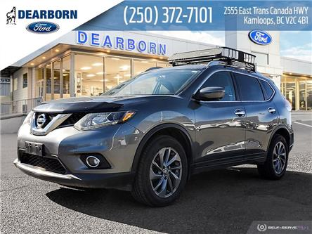 2016 Nissan Rogue SL Premium (Stk: RL475A) in Kamloops - Image 1 of 24